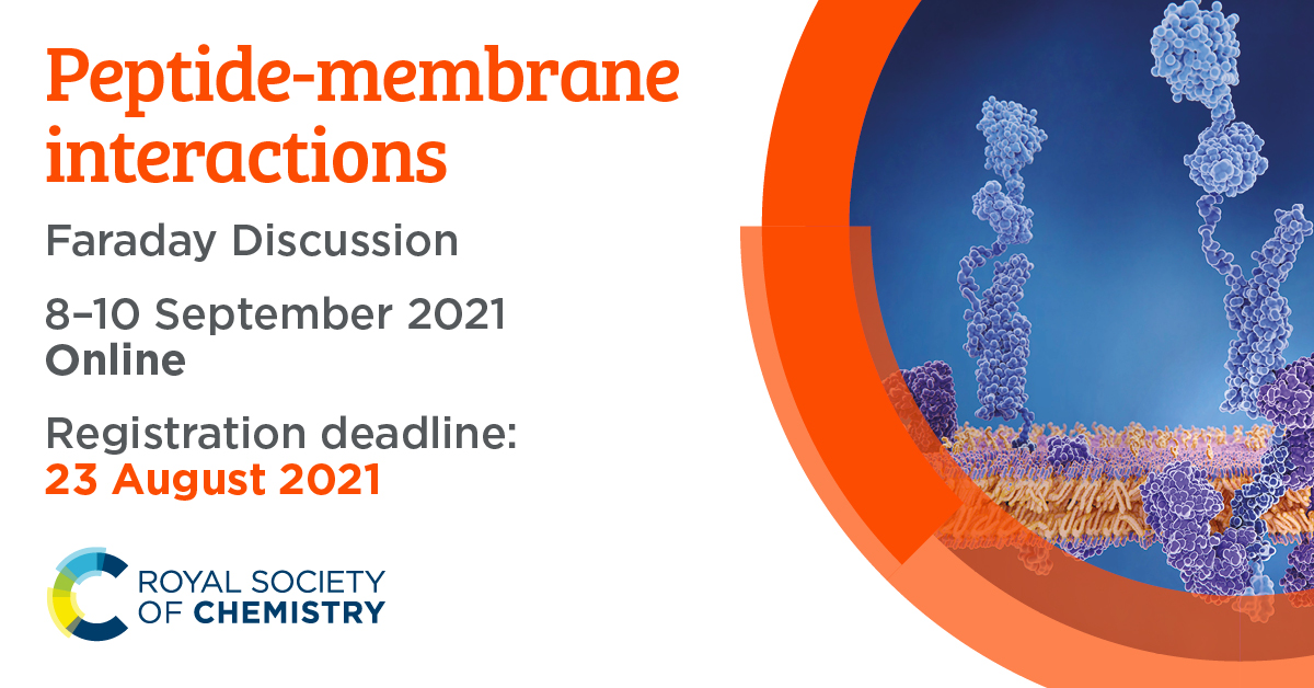 Australian Biophysics Research presented at the Faraday Discussion Meeting on Peptide-Membrane Interactions