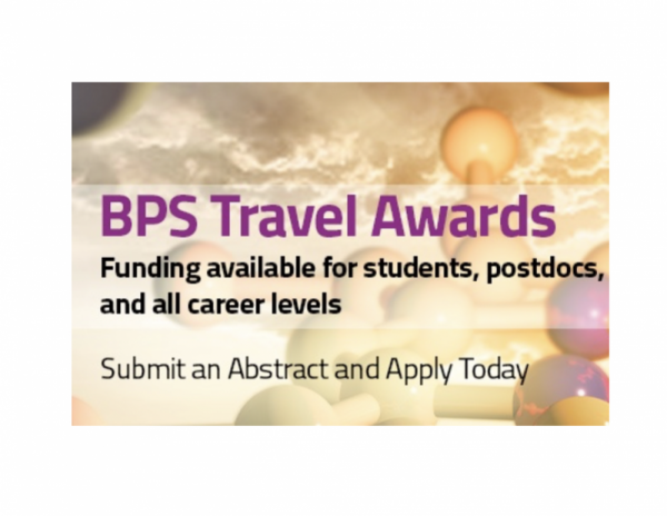 Biophysical Society Travel Awards and Family Care Grants